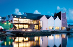 New Shetland Museum & Archives, Lerwick