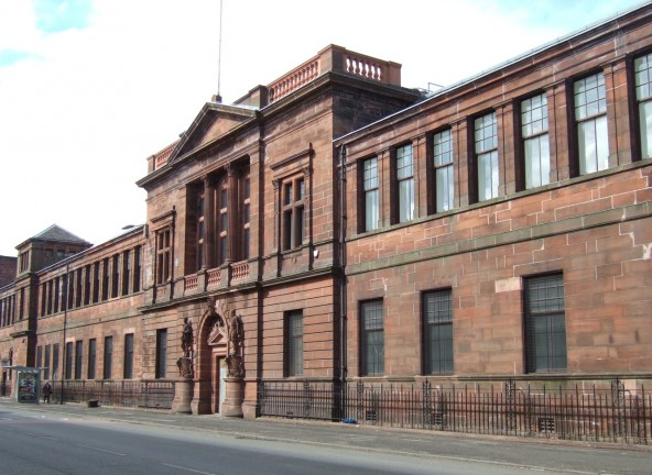 Restoring Govan's glory days
