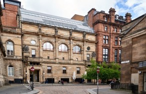 NHS offices at Meridian Court & The Atheneum, Glasgow